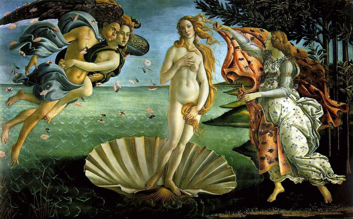 venus - The Birth of Venus - Lifestyle, Culture and Arts