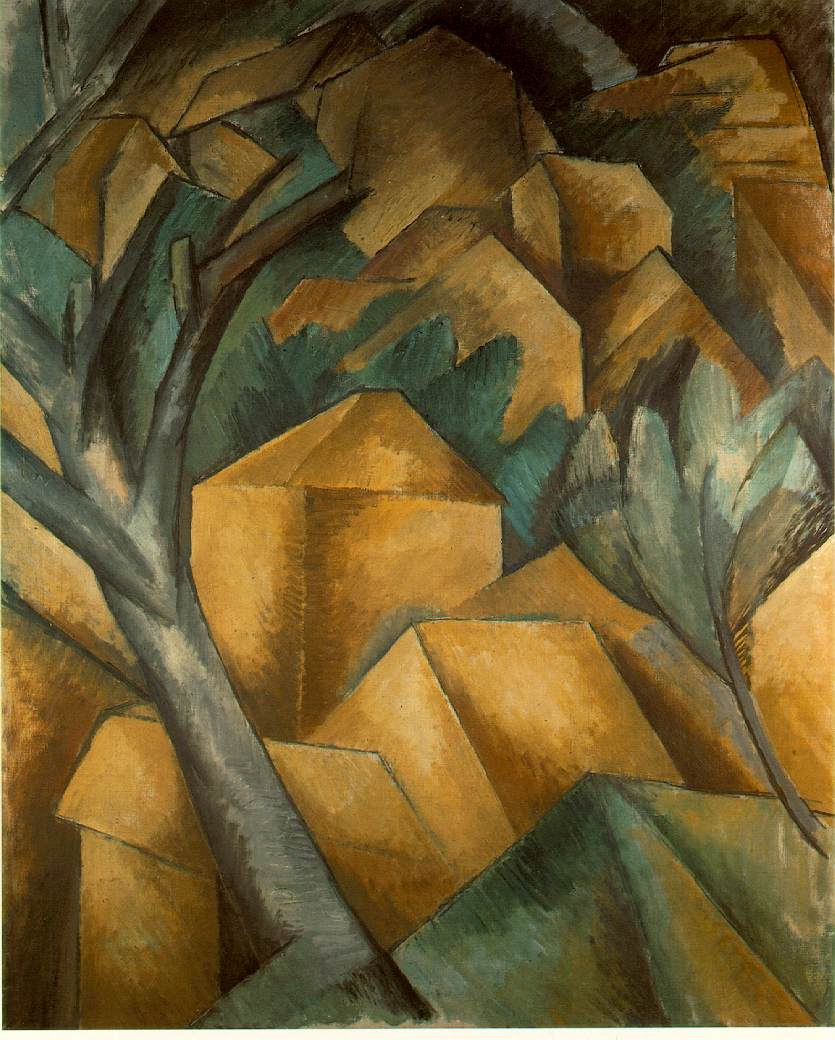 Braque, Case all'Estaque