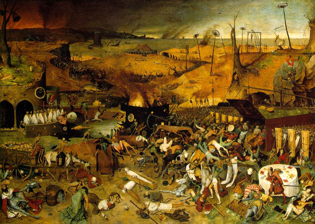 Famous Paintings of Hell http://jewishodysseus.blogspot.com/2007_12_01_archive.html