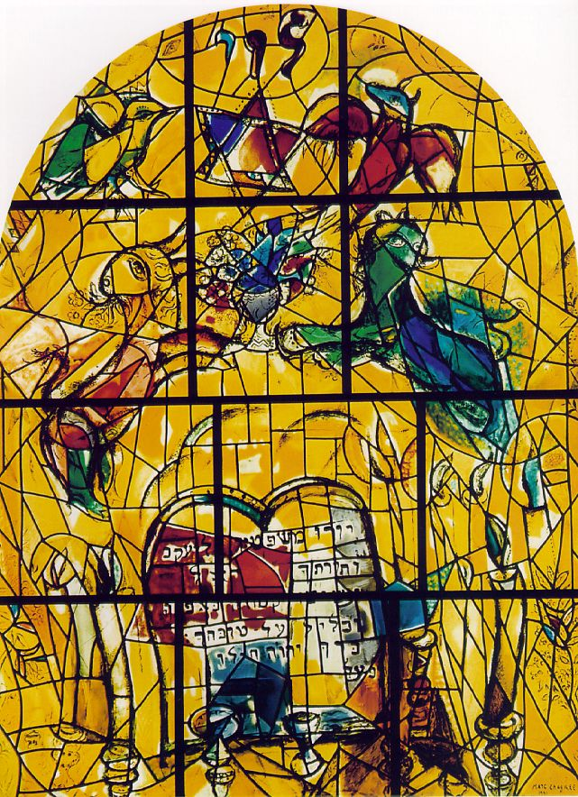 Chagall, Marc: The Tribe of Levi