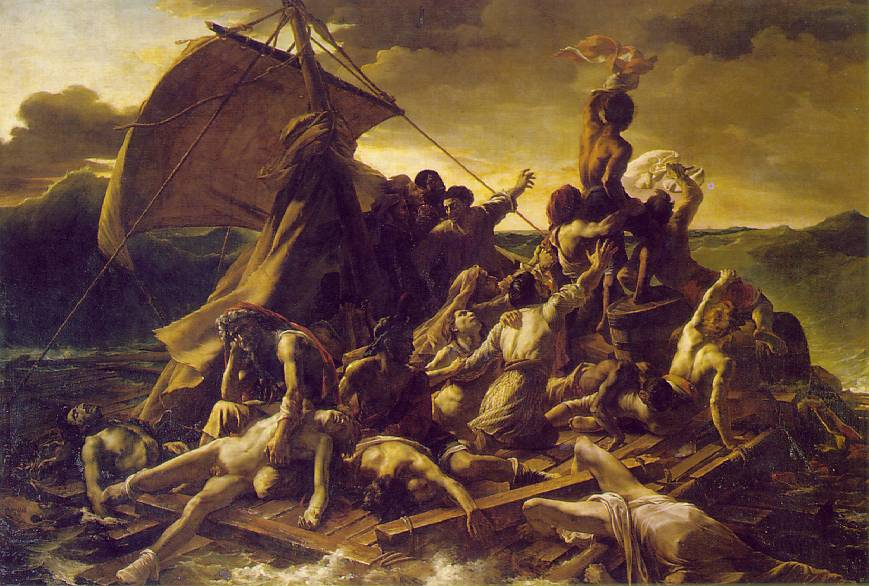Gericault: The Raft of the Medusa