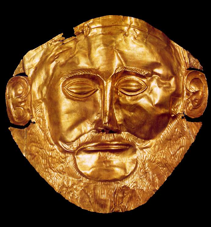 "Greek Art: The ""Agamemnon"" Mask"