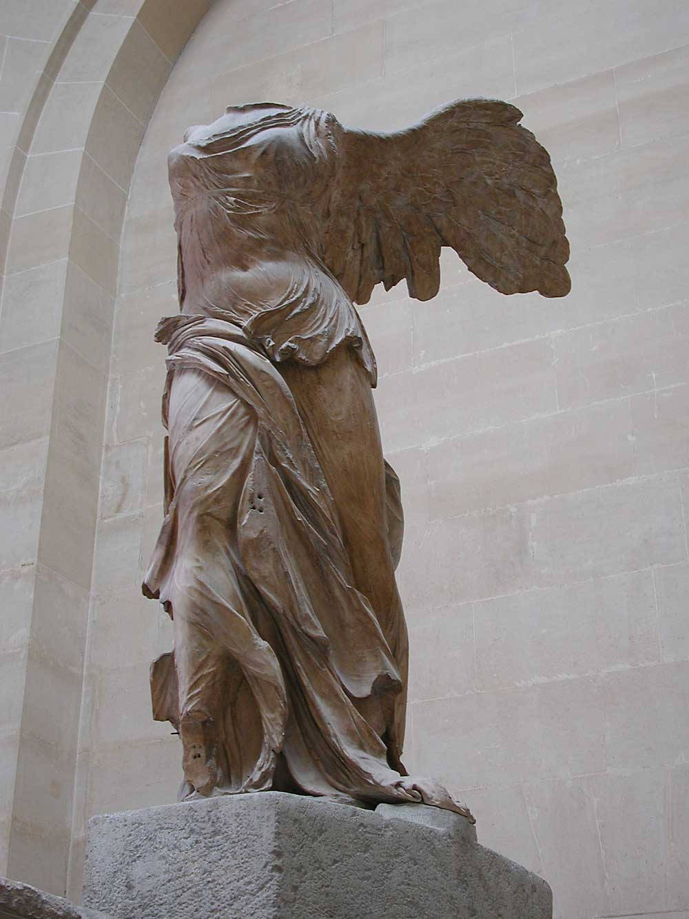 Winged Victory Of Samothrace Greek Art: Winged Vict...