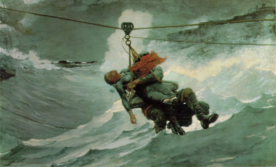 Winslow Homer: The Life Line