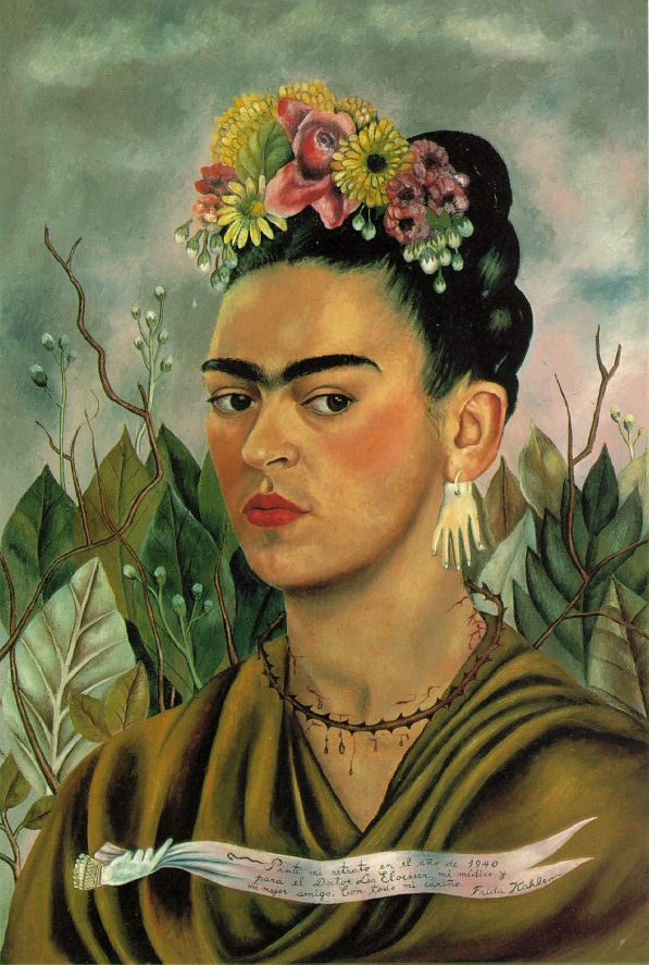 an analysis of the artists frida kahlo and joy hester Frida kahlo's what the water gave me was her biography sadness and joy as well as the community of her world view and the andré breton saw kahlo's art as.