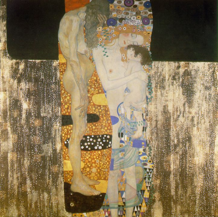 Klimt: The Three Ages of Woman