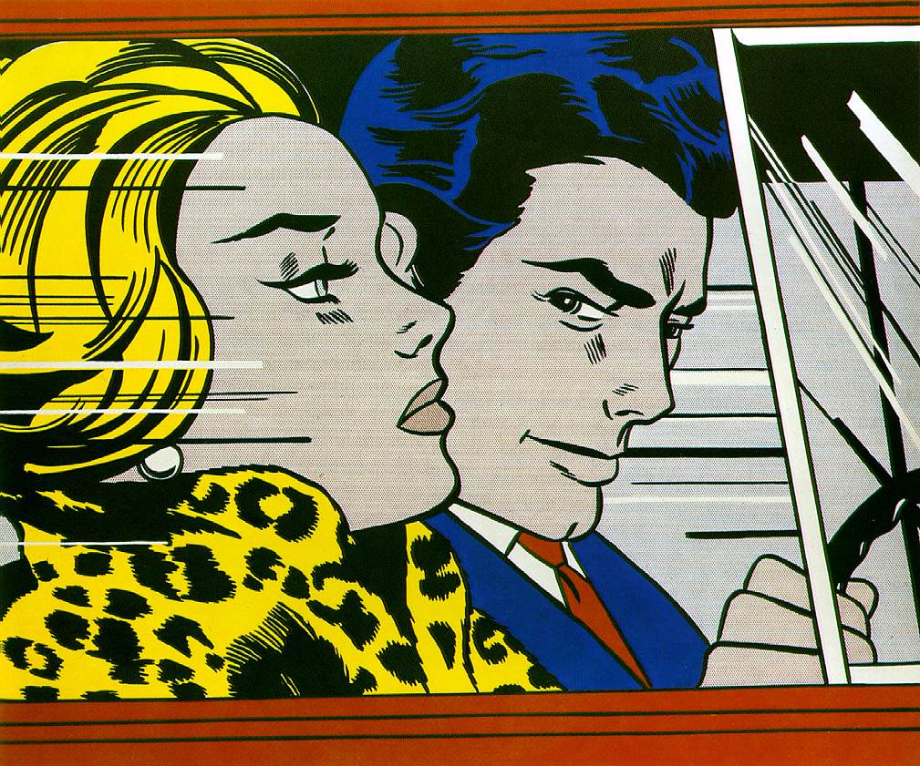 And if you like Lichtenstein s