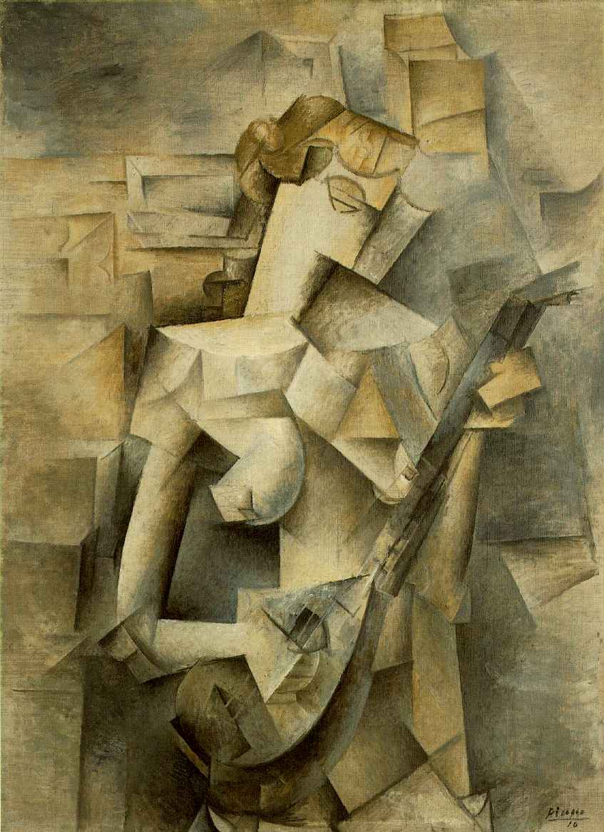 Picasso Tellier  Inventing Abstraction: 1910-1925, at MoMA tellier