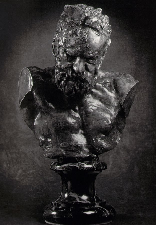 Rodin Auguste, Sculptor, Creator of The Thinker, The Kiss and The Gates of Hell