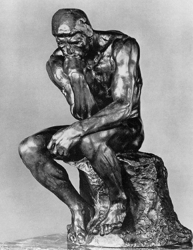 auguste rodin essay Auguste rodin the thinker on short essay the thinker is a larger than life-size bronze sculpture of a nude male figure sitting on rock the figure sits hunched over .
