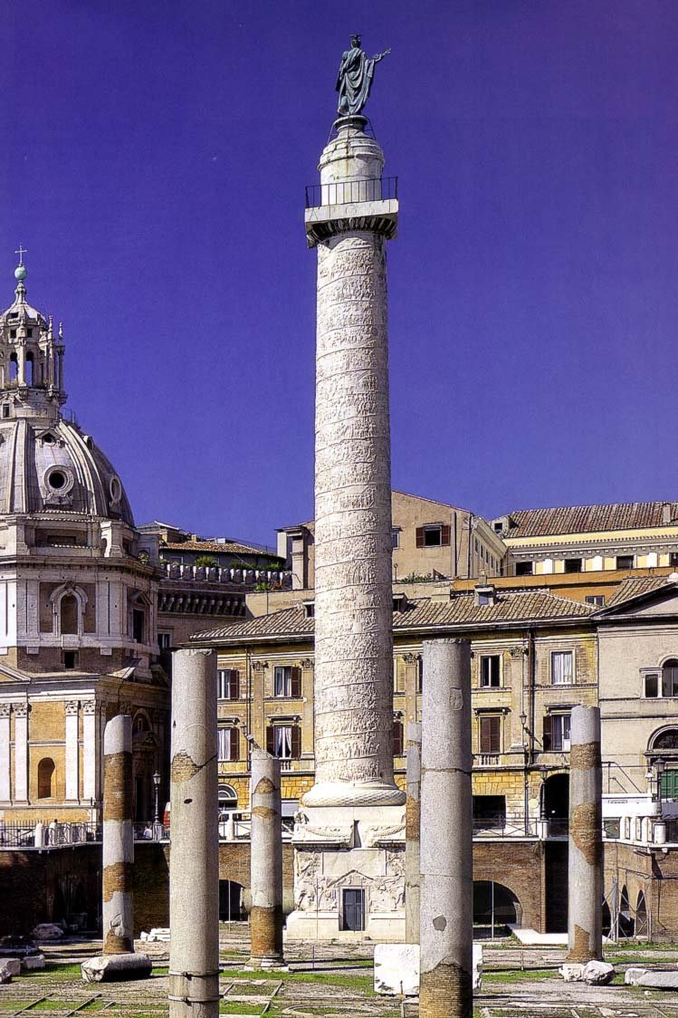 Roman Art: Column of Trajan