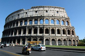 Colosseum - Attractions/Entertainment - Colosseum, Rome, Rome, Lazio, IT