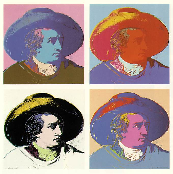 Famous Examples of Warhol s