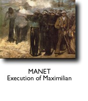 MANET, Execution of Maximilian