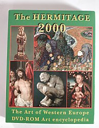 Mark Harden's Artchive CD-ROM Reviews: The Hermitage 2000